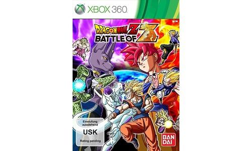 Dragon Ball Z: Battle of Z (Xbox 360)