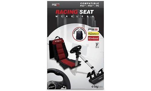 BigBen Interactive Racing Seat 3-in-1
