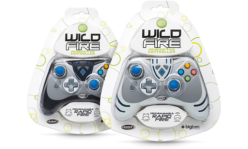 BigBen Wildfire 2x Wireless Controller (Xbox 360)