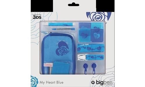 BigBen Natural Pack 9 Blue (Nintendo 3DS)