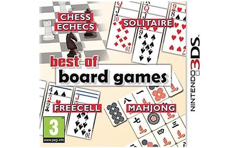 Best of Board Games (Nintendo 3DS)