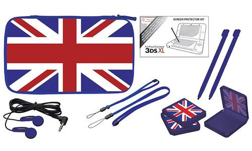 BigBen Full Pack Essential XL UK (Nintendo 3DS XL)