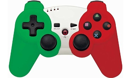 BigBen PS3 Controller Bluetooth Italy Limited Edition