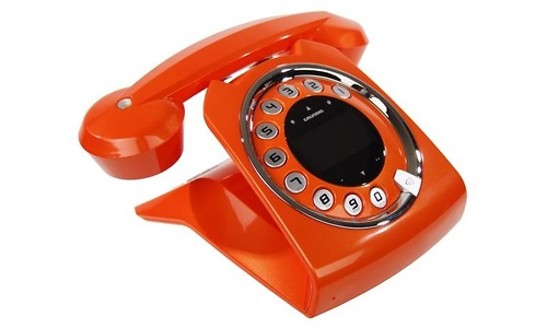 Grundig Sixty Everywhere Orange