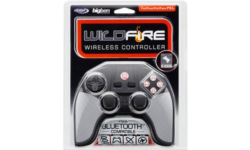 BigBen PS3 Wildfire Bluetooth Controller