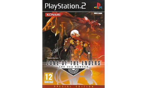 Zone of the Enders 2nd Runner Special Edition (PlayStation 2)
