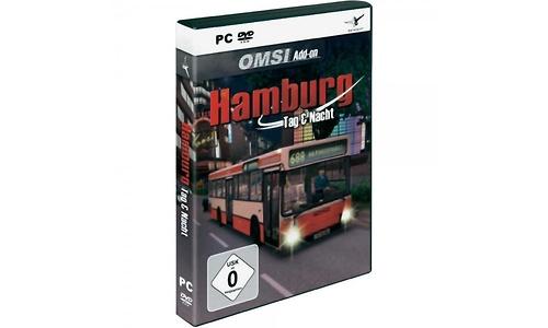 OMSI Hamburg Tag & Nacht Add-On (PC)