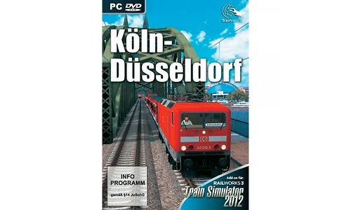 Train Simulator 2012: Köln Düsseldorf (PC)