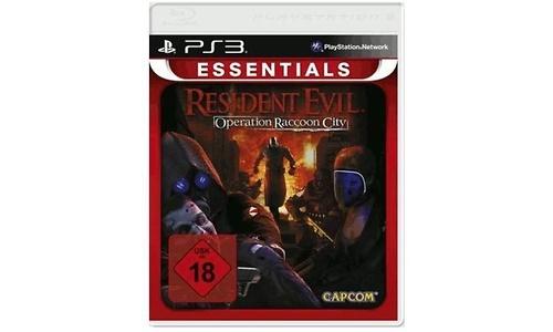 Resident Evil Operation Raccoon City (PlayStation 3)