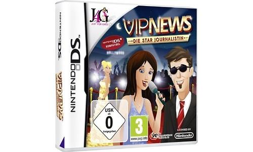 VIP News Die Star Journalistin (Nintendo DS)
