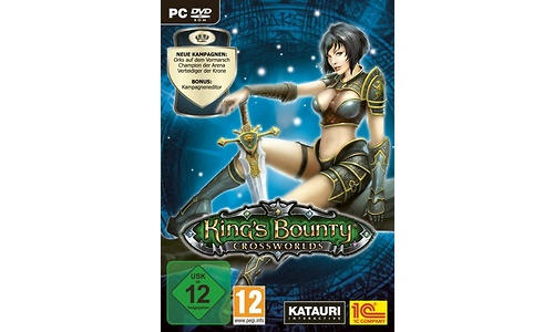 King's Bounty: Crossworlds (PC)