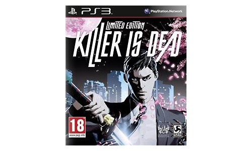 Killer is Dead, Limited Edition (PlayStation 3)