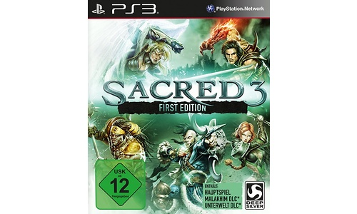 Sacred 3 First Edition (PlayStation 3)