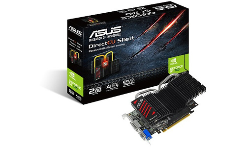 Asus GeForce GT 740 Passive 2GB
