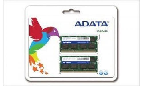 Adata 16GB DDR3-1600 CL11 Premier Sodimm kit