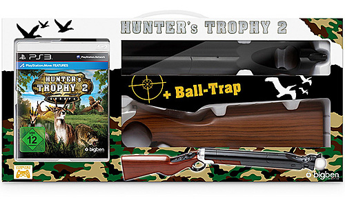 Hunter's Trophy 2 Europe Collector's Edition + Gun (PlayStation 3)