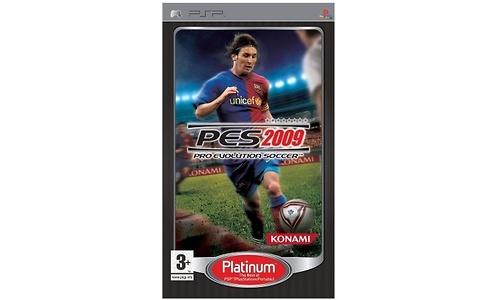 Pro Evolution Soccer 2009 (PSP)