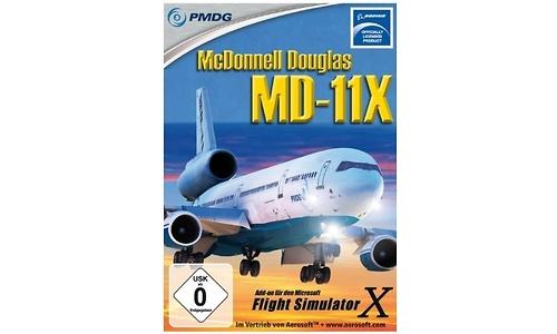 Flight Simulator X McDonnell Douglas MD-11X Add-On (PC)
