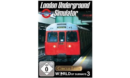 U-Bahn Vol.3 London Underground Simulator World of Subways 3 (PC)