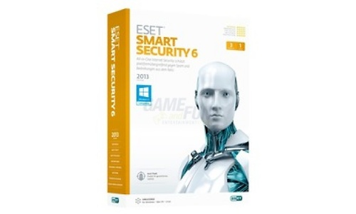 Eset Smart Security V6 3-user 1-year