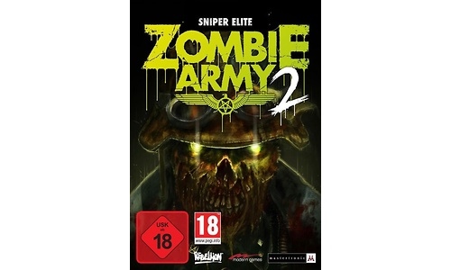 Sniper Elite Zombie Army 2 (PC)