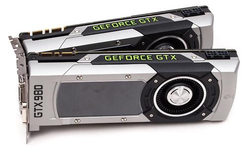 Nvidia GeForce GTX 980 SLI