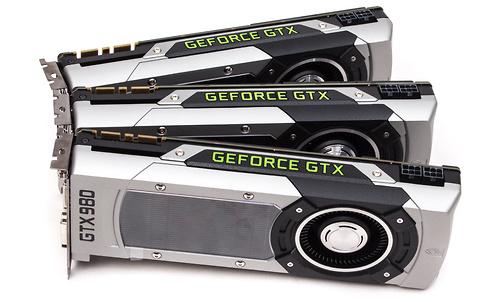 Nvidia GeForce GTX 980 SLI (3-way)