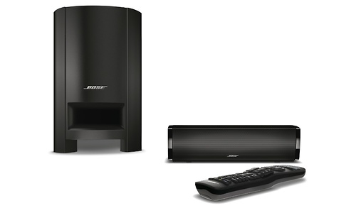 Bose CineMate 15 Home Theater System Black