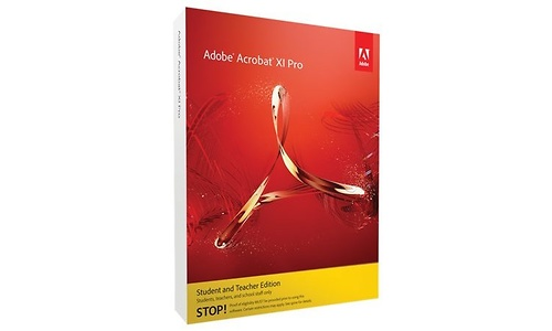Adobe Acrobat Professional 11 for Mac (EN)