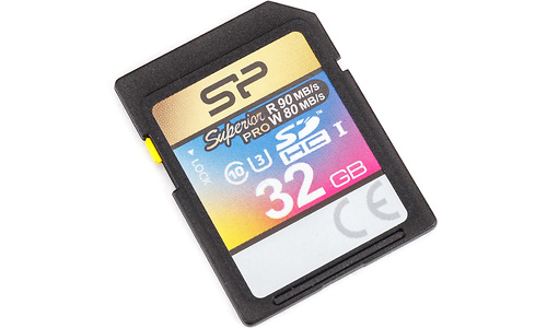Silicon Power SDHC UHS-I 32GB