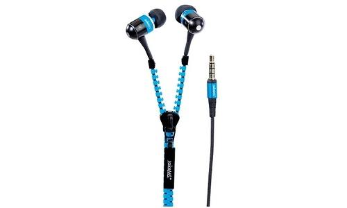 takeMS In-Ear Zip Blue