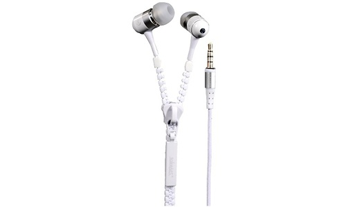 takeMS In-Ear Zip White