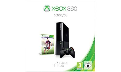 Microsoft Xbox 360 500GB + Fifa 15