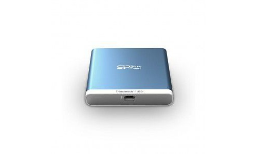 Silicon Power Thunderbolt SSD T11 240GB Blue
