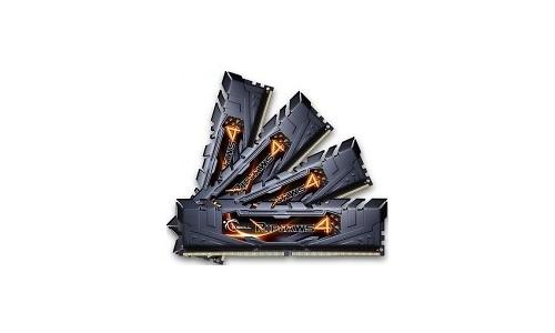 G.Skill Ripjaws IV Black 16GB DDR4-3200 CL16 quad kit