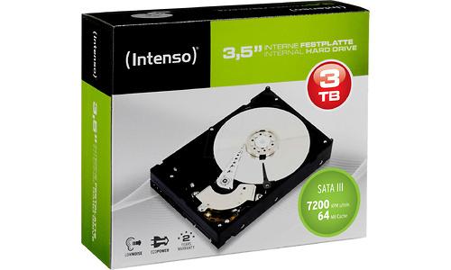 "Intenso 3.5"" Internal HDD 3TB"