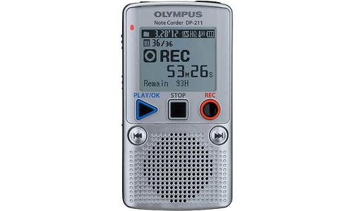 Olympus DP-211 Silver