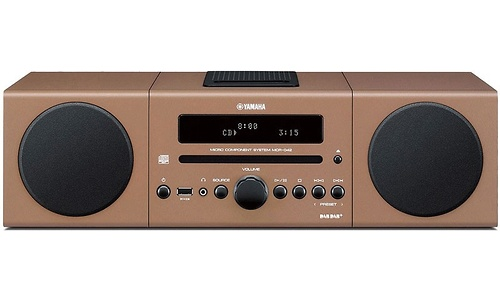 Yamaha MCR-042 Brown