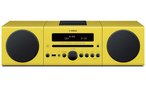 Yamaha MCR-042 Yellow