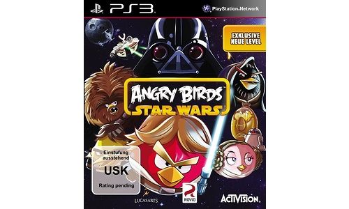 Angry Birds Star Wars (PlayStation 3)