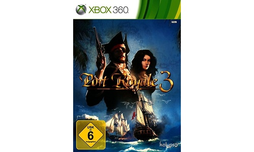 Port Royale 3 (Xbox 360)