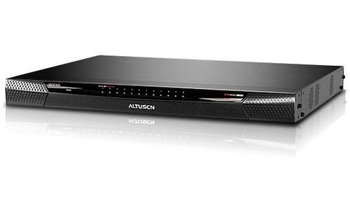 Aten 24-Port 5-Bus CAT5e/6 KVM over IP Switch, with Audio Virtual Media