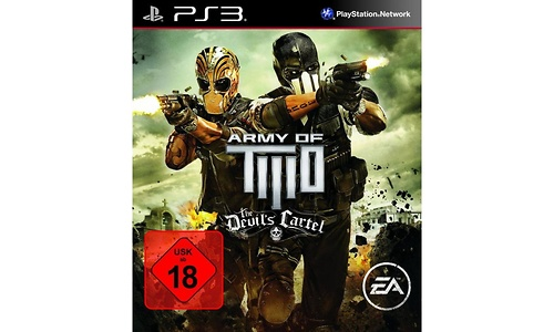 Army of Two: The Devils Cartel (PlayStation 3)