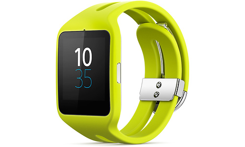 Sony SmartWatch 3 Yellow