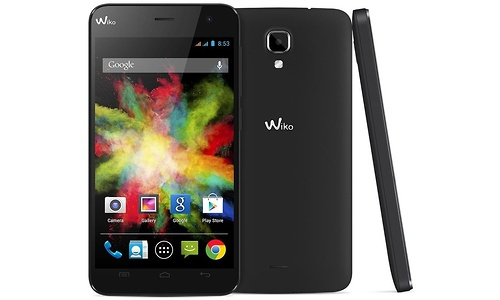 Wiko Bloom Black