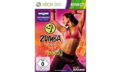 Zumba Fitness Party Kinect (Xbox 360)