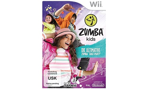 Zumba Kids Unite (Wii)