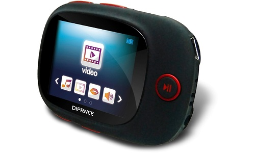 Difrnce MP1861 Sport 4GB Red