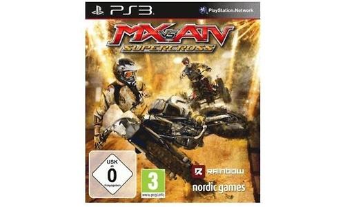 MX vs ATV: Supercross (PlayStation 3)