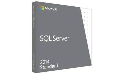 Microsoft SQL Server 2014 Standard (NL)
